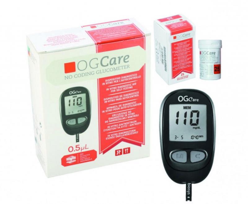 Máy đo đường huyết OGCAVE