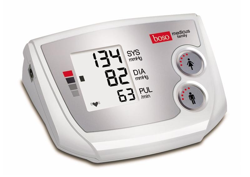 Máy đo huyết áp Boso Medicus Family - Loại máy đo huyết áp tốt bạn nên mua nhất