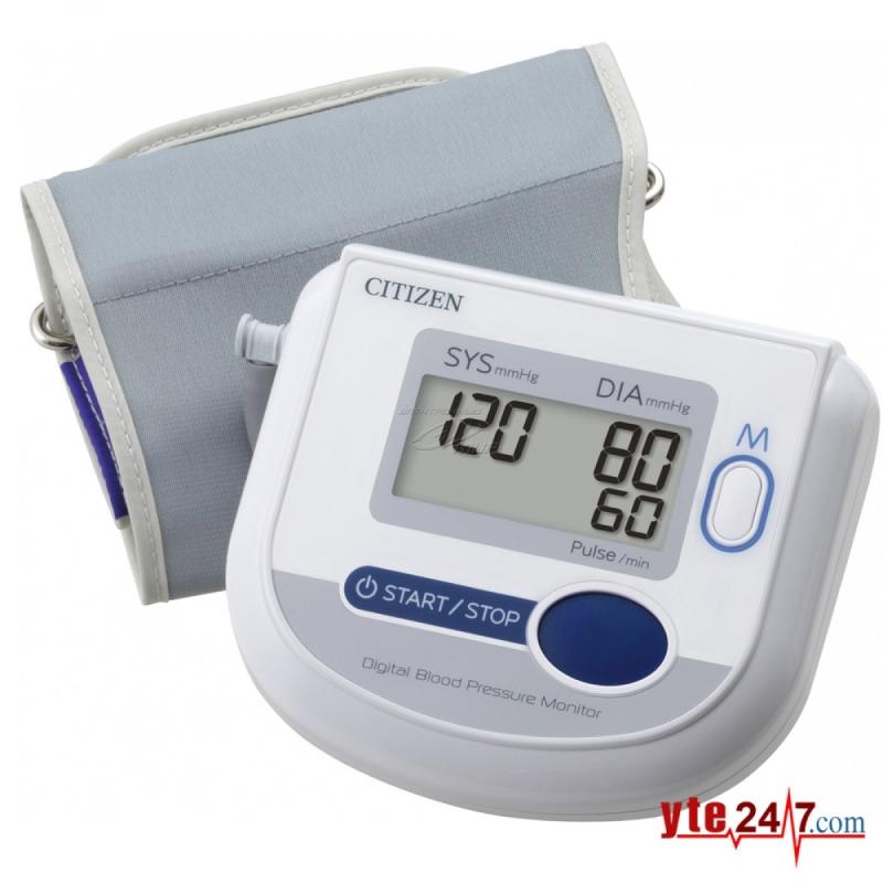Máy đo huyết áp, kiểm soát sức khỏe an toàn