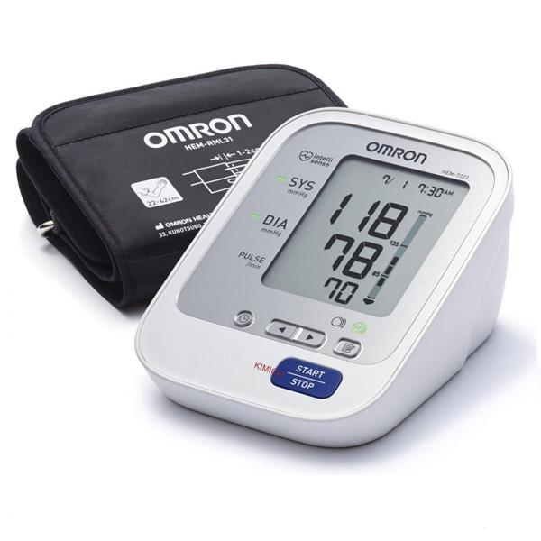 Máy đo huyết áp Omron HEM-7322 - Loại máy đo huyết áp tốt bạn nên mua nhất