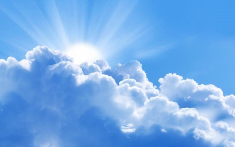 Đám mây là một mảng lớn các giọt nước và tinh thể băng tập hợp tạo thành