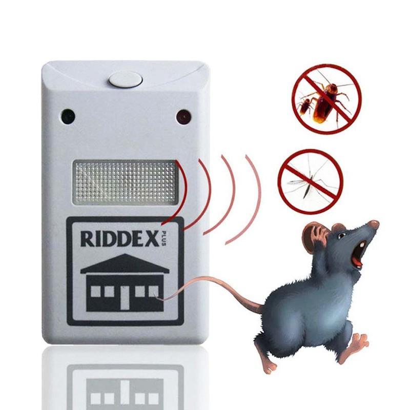 Không chỉ đuổi chuột máy còn đuổi côn trùng hiệu quả