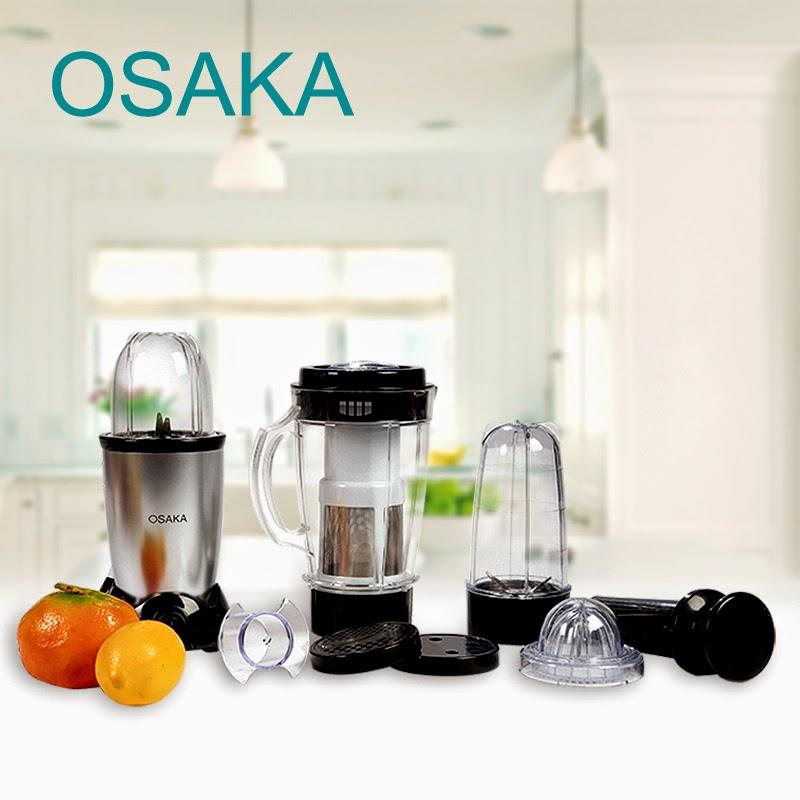 Máy ép trái cây gia đình Osaka