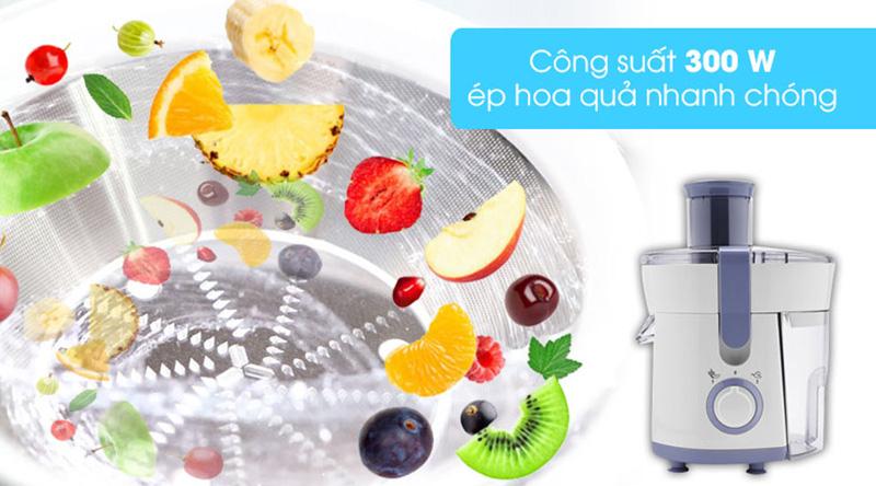 Máy ép trái cây Philips HR1811