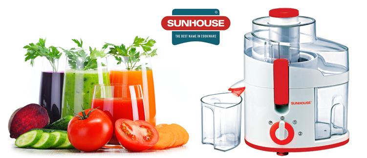 Máy ép trái cây Sunhouse
