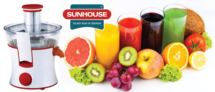 Máy ép hoa quả Sunhouse SHD5521