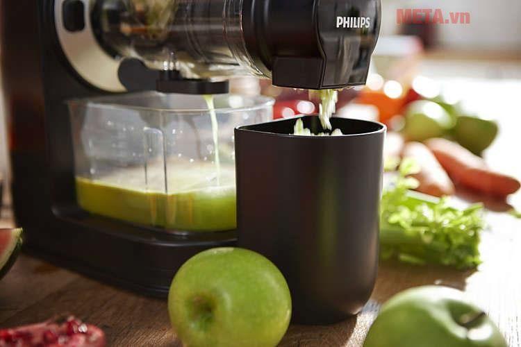 Máy ép trái cây tốc độ chậm Philips HR1889/70