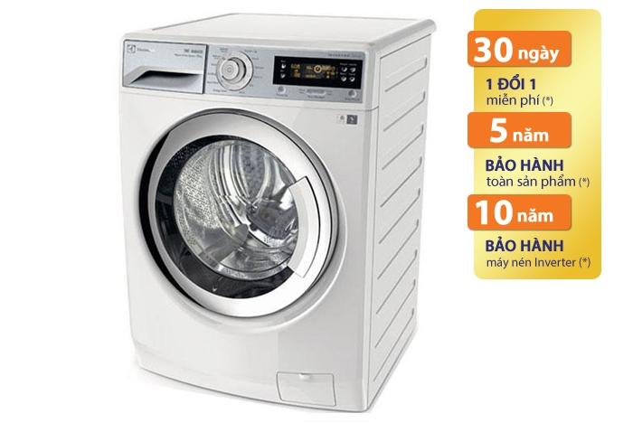 Công nghệ giặt phun Jetsrpay của máy giặt Electrolux EWF12732