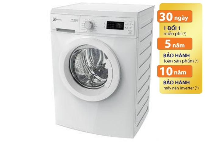 Máy giặt Electrolux EWP85742- Máy giặt dành cho người bận rộn