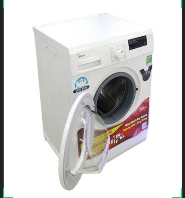 Máy giặt 7 Kg Midea MFG70-1000 lồng ngang