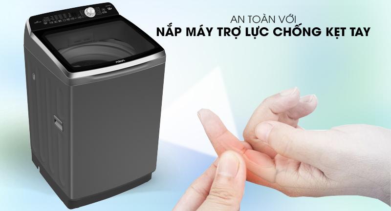 Máy giặt Aqua 10 Kg AQW-FR100ET S