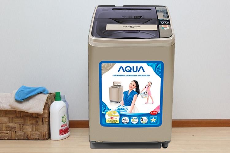 AQW-U850AT(N) là một trong những máy giặt Aqua 9kg tốt nhất hiện nay