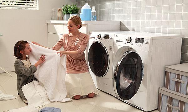 Máy giặt Bosch WAS-32890EU với dung tích 47 lít phù hợp với gia đình 3 - 5 thành viên