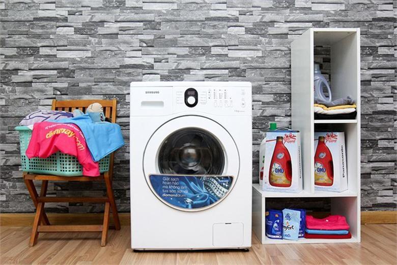 Samsung WF8690NGW là một trong những chiếc máy giặt Samsung cửa ngang tốt nhất hiện na