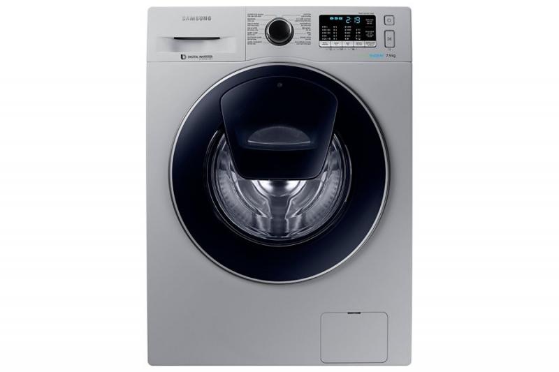 WW75K5210US/SV là một trong những chiếc máy giặt Samsung cửa ngang tốt nhất hiện nay