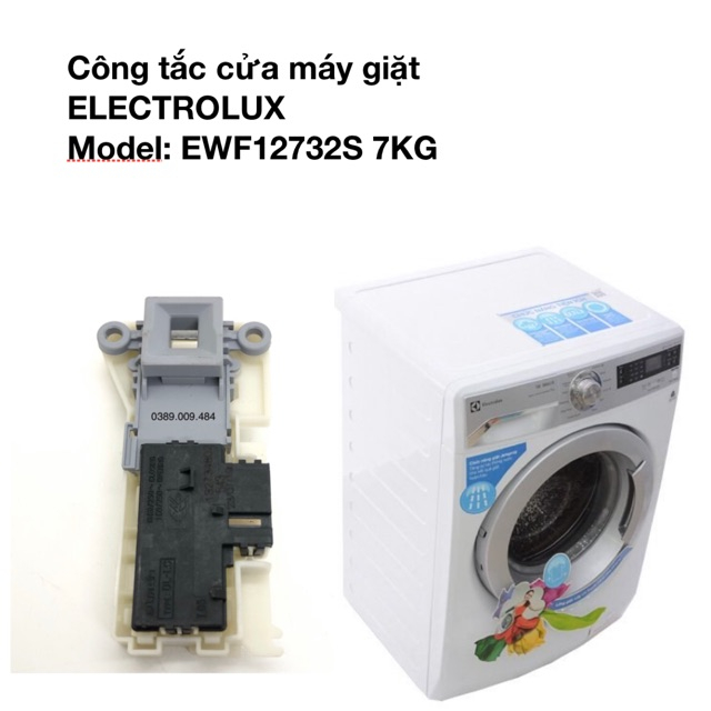 Máy giặt cửa trước Electrolux EWF-12732 (7kg)