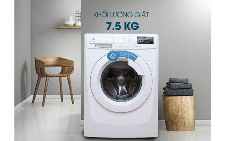 Máy Giặt Electrolux 7,5 Kg EWF85743