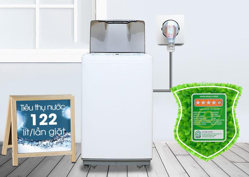 Máy giặt Electrolux 7.5 kg EWT754XW