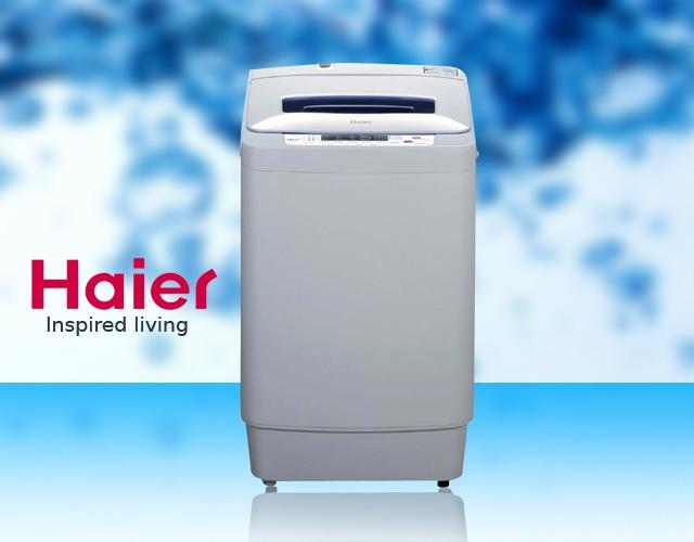 Máy giặt Haier sở hữu những công nghệ vượt trội nổi bật
