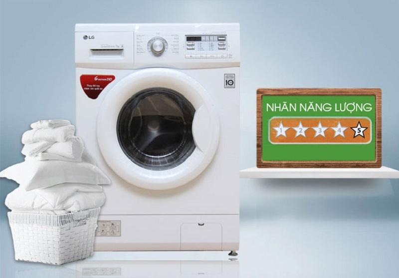 F1207NMPW là một trong những máy giặt máy giặt LG cửa ngang tốt nhất hiện nay