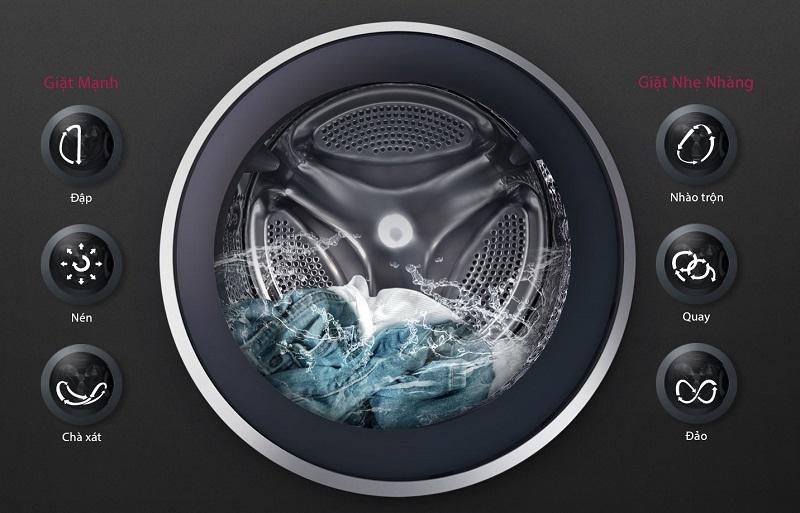 Máy giặt LG 8.0 Kg FC1408S4W1