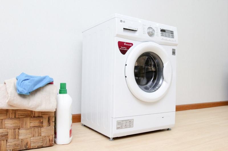 LG F1408NM2W là chiếc máy giặt có khối lượng giặt 8kg đáng mua nhất hiện nay