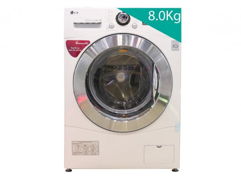 Máy giặt LG WD-14660 là chiếc máy giặt cửa ngang tốt hiện nay