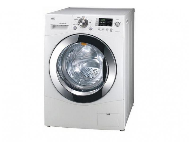 LG WD-18600 được cấu tạo từ những chất liệu cao cấp