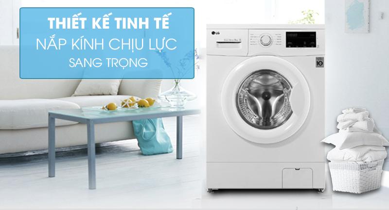 Máy giặt lồng ngang LG Inverter FM1208N6W