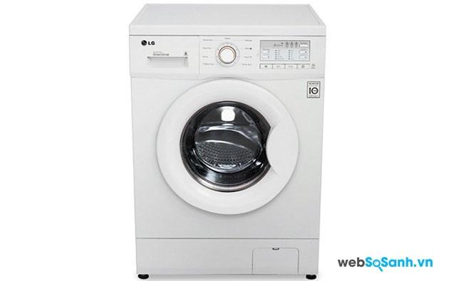 Máy giặt lồng ngang LG WD8600