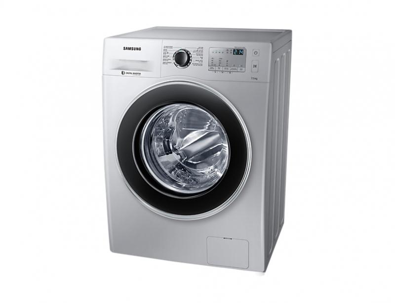 Máy giặt lồng ngang Samsung WW75J4233GS/SV