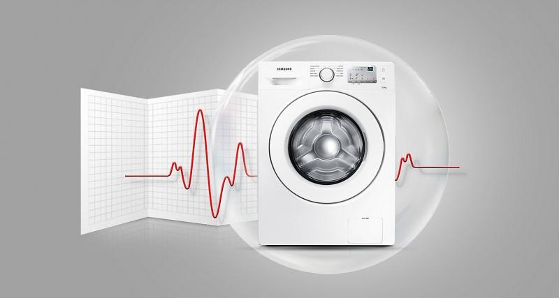 Chức năng chống biến động điện áp của máy giặt WW80J3283KW