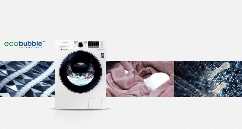 Máy giặt Samsung cửa trước AddWash 8kg (WW80K5410US)