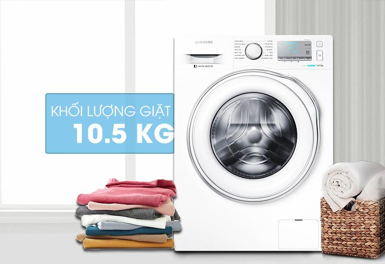 Máy giặt Samsung WW10J6413EW/SV 10.5 kg