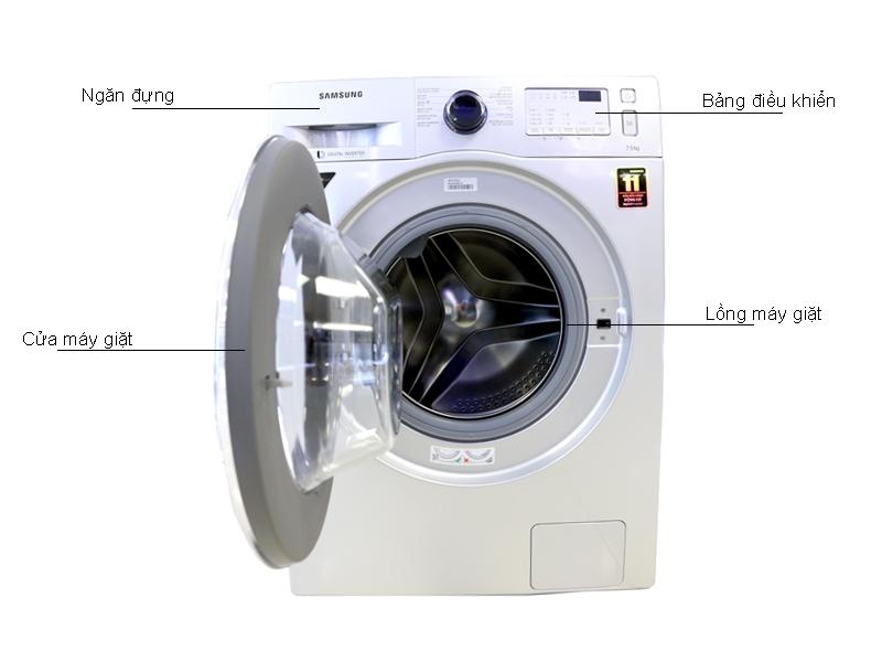 Máy giặt Samsung WW75J4233GS