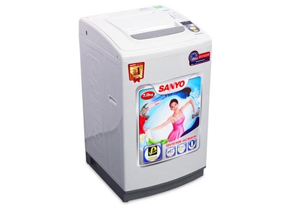 Sanyo là thương hiệu đến từ Nhật Bản nổi tiếng với các sản phẩm có mức giá dễ chịu