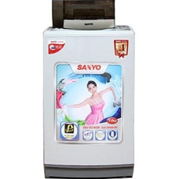 Máy giặt Sanyo 7kg ASW-F700HT