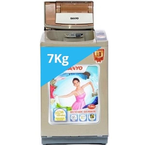 Máy giặt Sanyo 7kg ASW-F700Z1T