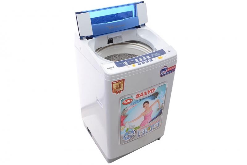 Sanyo ASW-D90VT là một trong những chiếc máy giặt Sanyo 9kg tốt nhất hiện nay