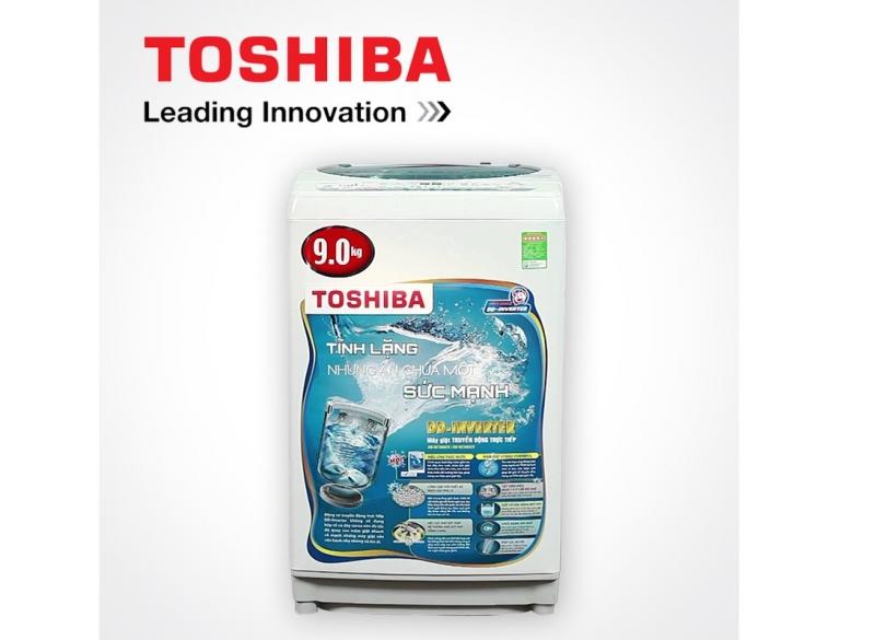 Toshiba là một trong những hãng máy giặt tốt và tiết kiệm điện nhất hiện nay