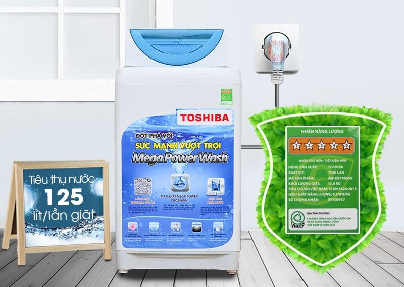 Tiết kiệm nước cùng điện năng tối ưu