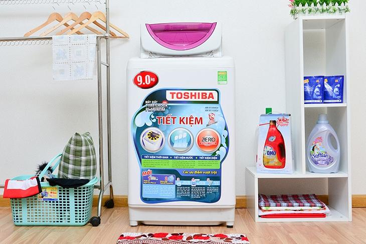 Máy giặt Toshiba AW-B1000GV WB