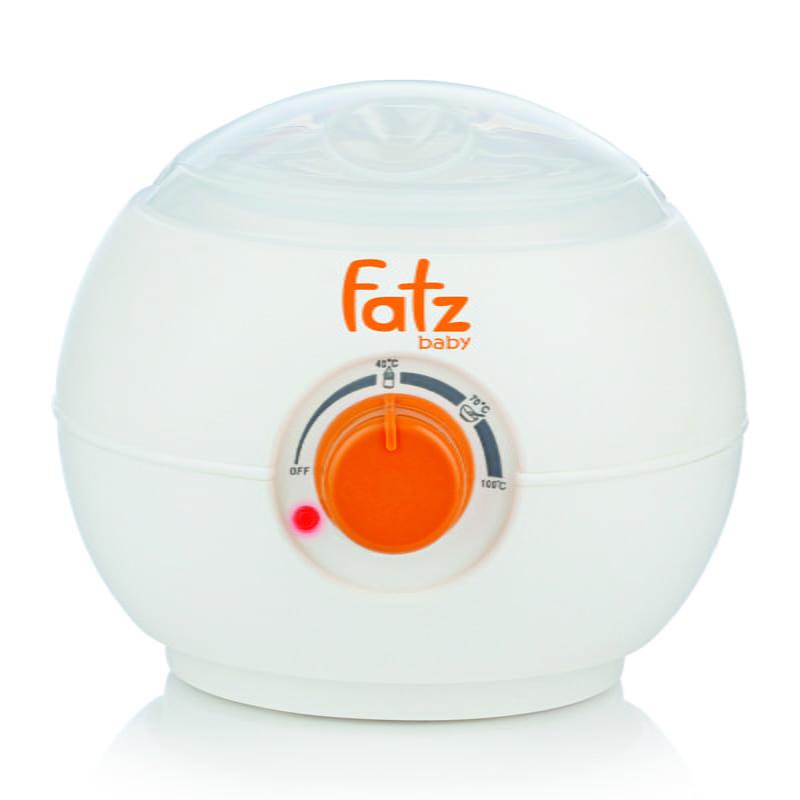 Máy hâm sữa cổ rộng điện tử Fatzbaby FB3028S
