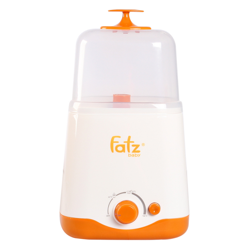 Máy hâm sữa Fatzbaby 2 bình đa năng FB3012SL
