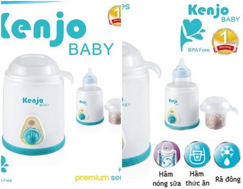 Máy hâm sữa Kenjo