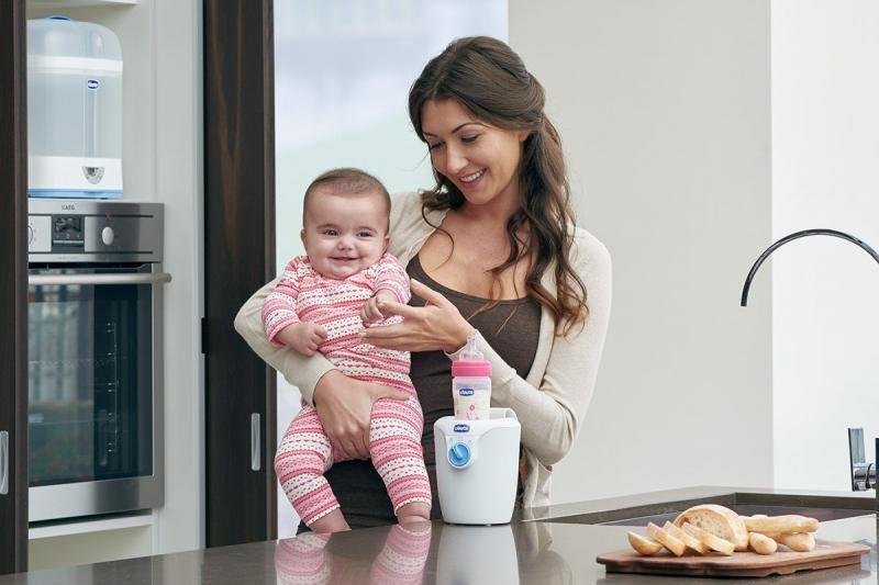 Máy hâm sữa Chicco