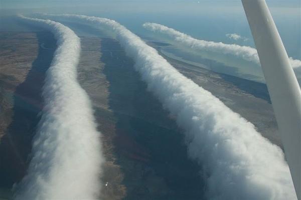Mây hình ống