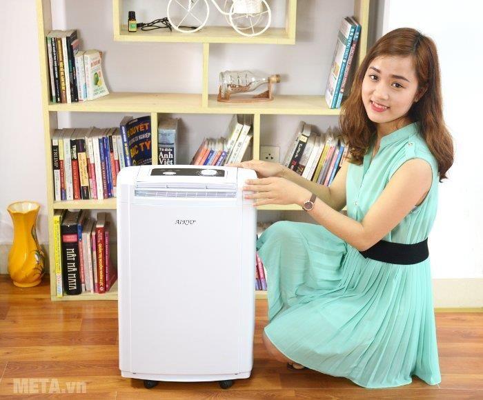 Máy hút ẩm Aikyo AD 25EU bảo vệ sức khỏe các thành viên trong gia đình
