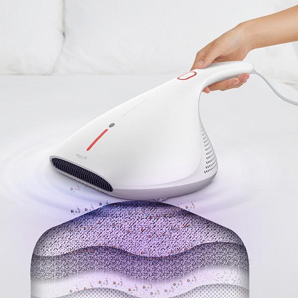 Máy hút bụi diệt khuẩn giường nệm Xiaomi Deerma CM800