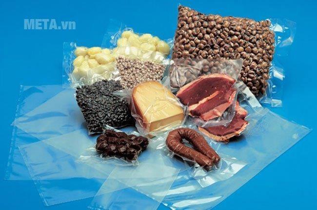 Đặc trưng lớn nhất của sản phẩm là không kén túi nên bảo quản được thực phẩm và các vật dụng khác dễ dàng